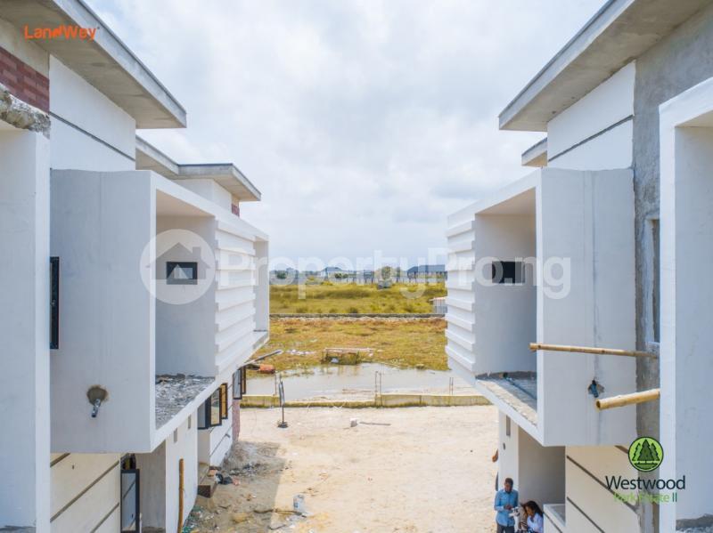 2 bedroom Terraced Duplex House for sale Westwood Nooks Sangotedo Lagos - 5