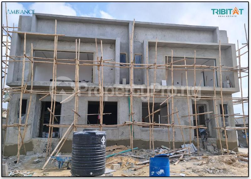 2 bedroom Terraced Duplex House for sale Abraham adesanya estate Ajah Lagos - 2