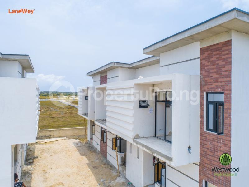 2 bedroom Terraced Duplex House for sale Westwood Nooks Sangotedo Lagos - 4