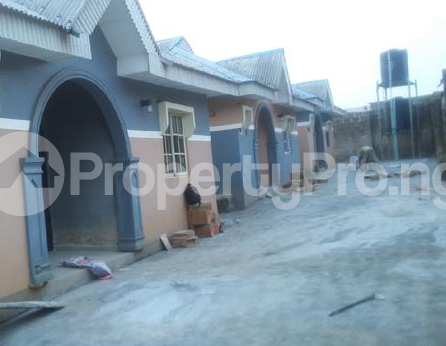 2 bedroom Detached Bungalow for rent House 6, By Sandra's House By Queen Hospital, Ilaro Papalanto Ewekoro Ogun - 0