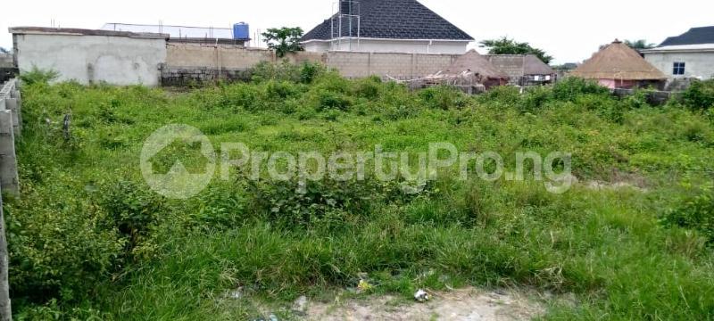 Residential Land Land for sale oko-ado Sangotedo Ajah Lagos - 1