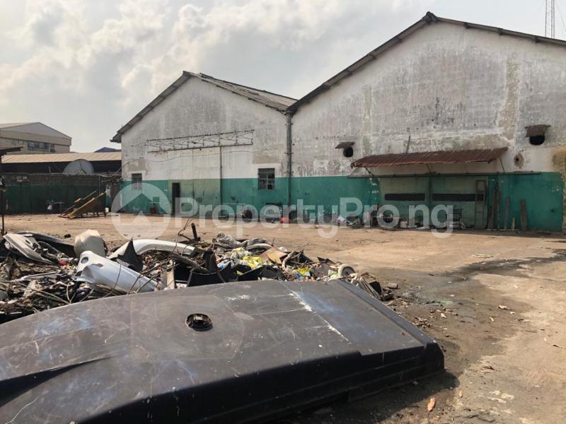 Warehouse Commercial Property for sale Wharf Apapa road Apapa Lagos - 1