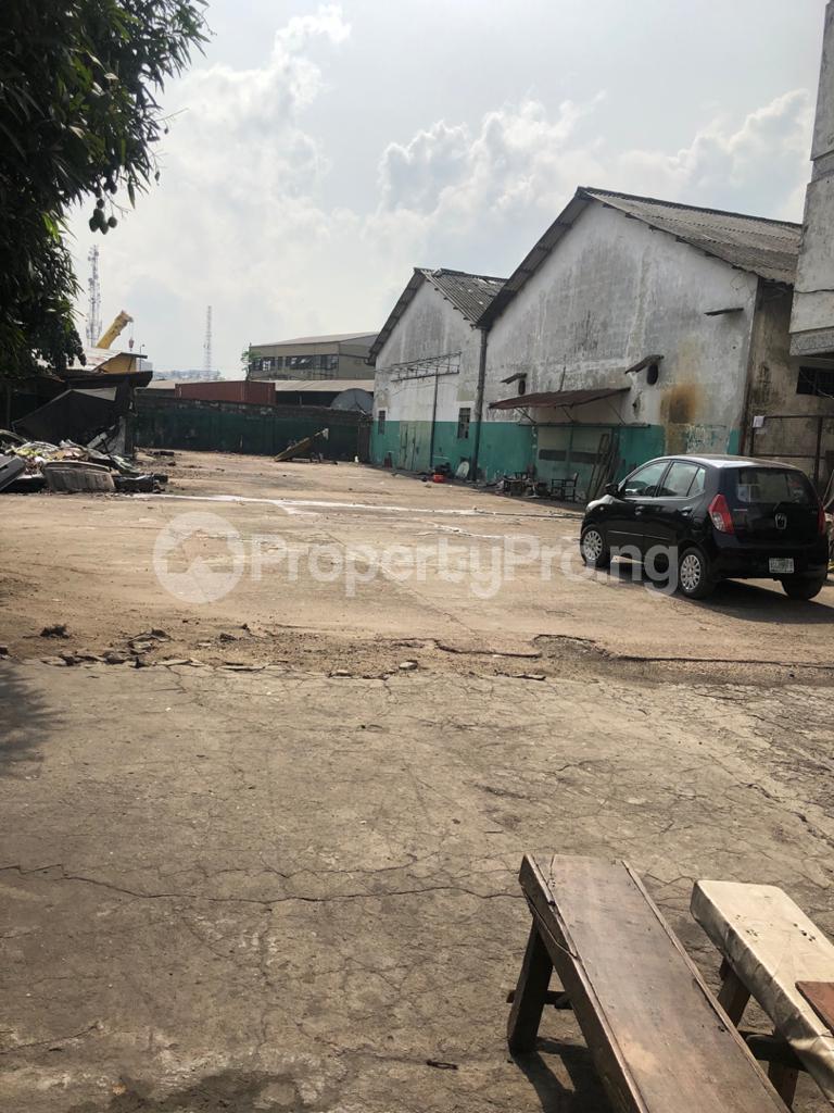 Warehouse Commercial Property for sale Wharf Apapa road Apapa Lagos - 4