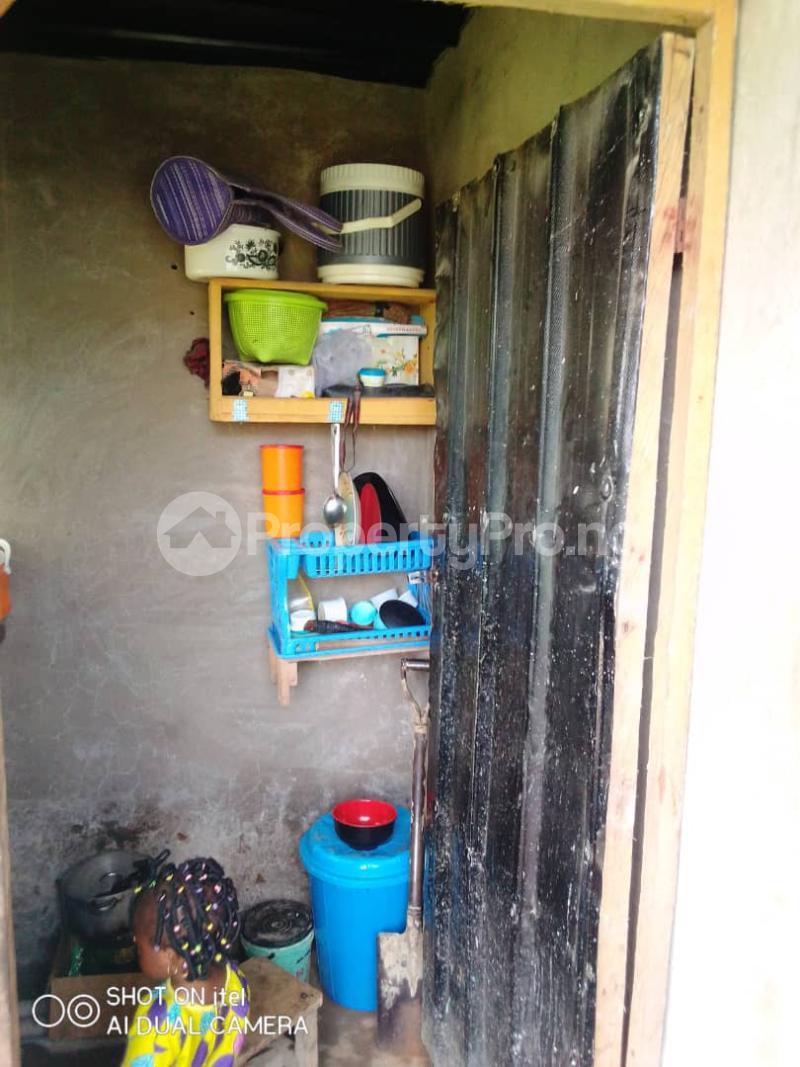 1 bedroom mini flat  Terraced Bungalow House for sale Agunfoye Igbogbo Ikorodu Lagos - 6