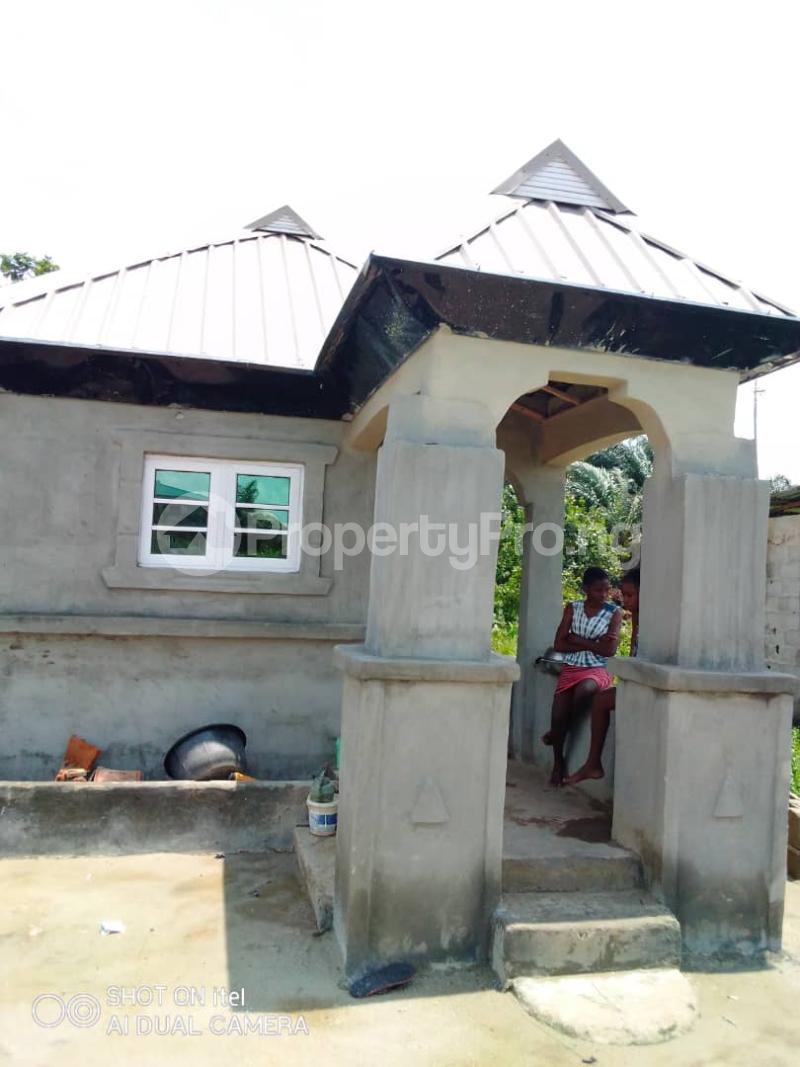 1 bedroom mini flat  Terraced Bungalow House for sale Agunfoye Igbogbo Ikorodu Lagos - 15