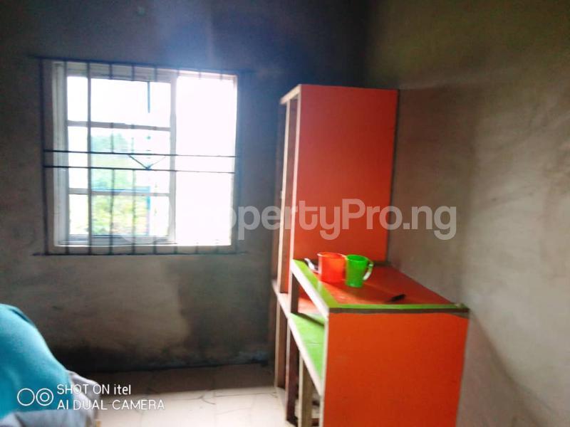 1 bedroom mini flat  Terraced Bungalow House for sale Agunfoye Igbogbo Ikorodu Lagos - 0