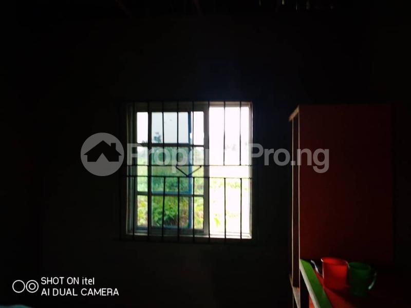 1 bedroom mini flat  Terraced Bungalow House for sale Agunfoye Igbogbo Ikorodu Lagos - 7