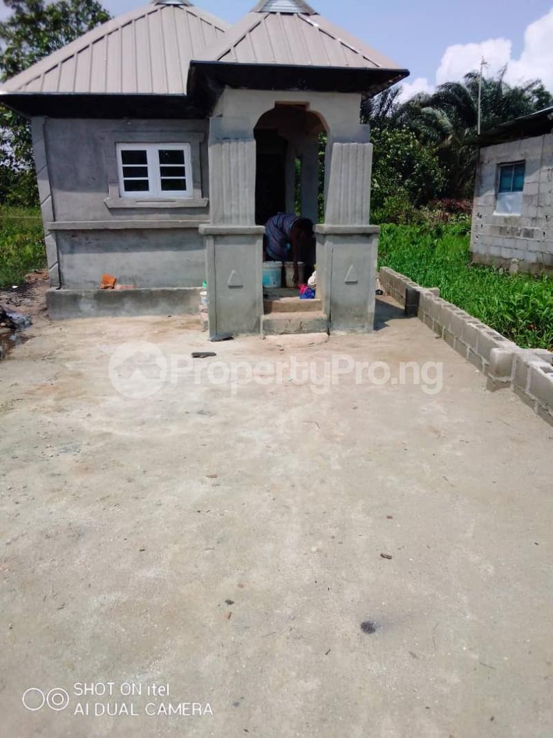 1 bedroom mini flat  Terraced Bungalow House for sale Agunfoye Igbogbo Ikorodu Lagos - 13
