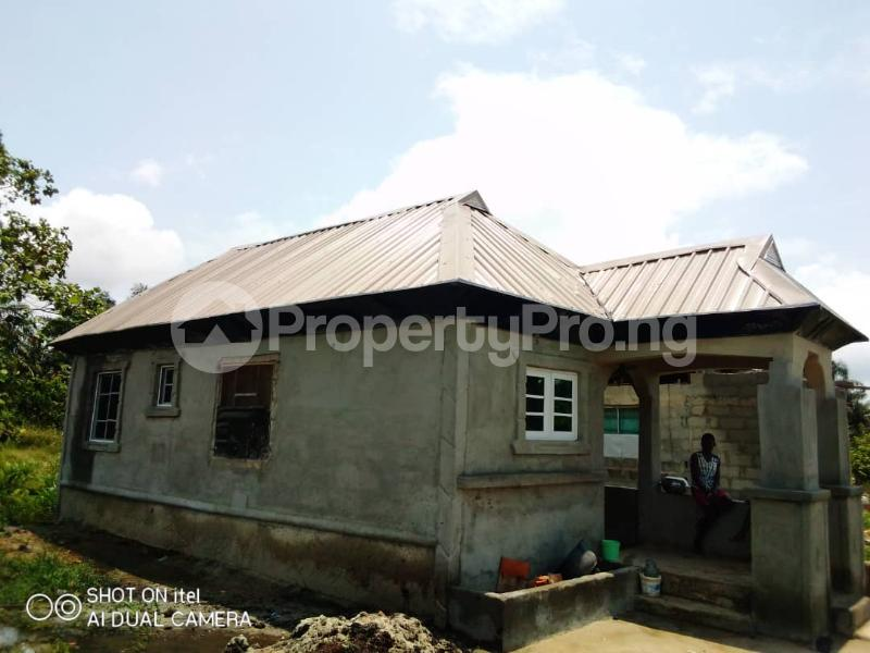 1 bedroom mini flat  Terraced Bungalow House for sale Agunfoye Igbogbo Ikorodu Lagos - 14