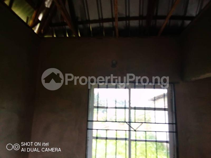 1 bedroom mini flat  Terraced Bungalow House for sale Agunfoye Igbogbo Ikorodu Lagos - 12