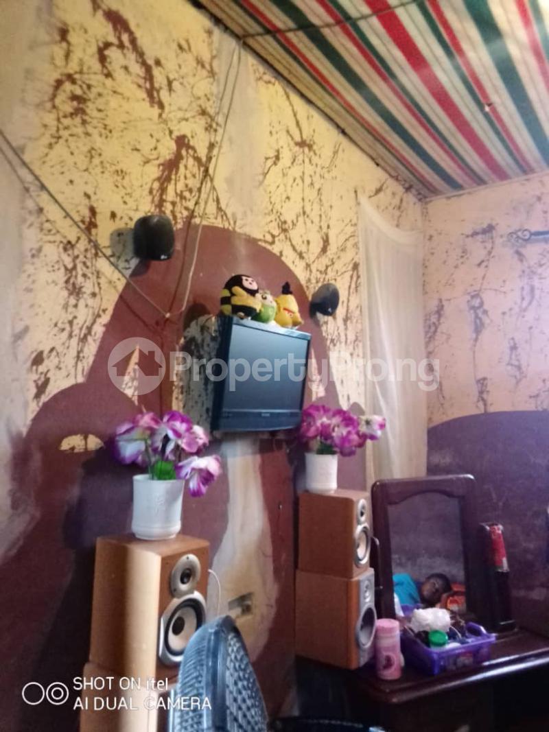 1 bedroom mini flat  Terraced Bungalow House for sale Agunfoye Igbogbo Ikorodu Lagos - 8