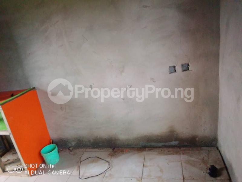 1 bedroom mini flat  Terraced Bungalow House for sale Agunfoye Igbogbo Ikorodu Lagos - 10