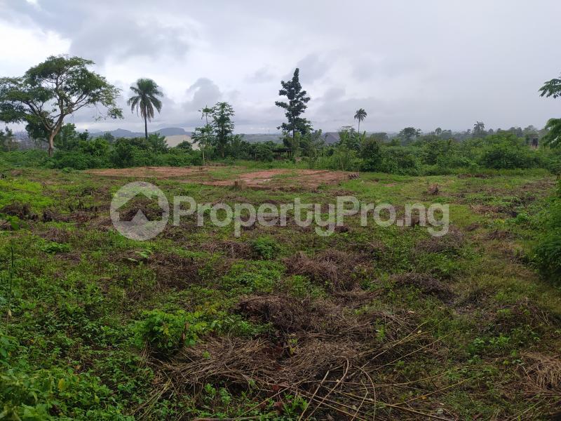Residential Land for sale Akure Ondo - 1