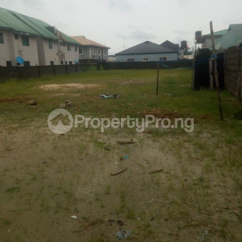 Land for sale Seaside Estate Badore Ajah Lagos - 2