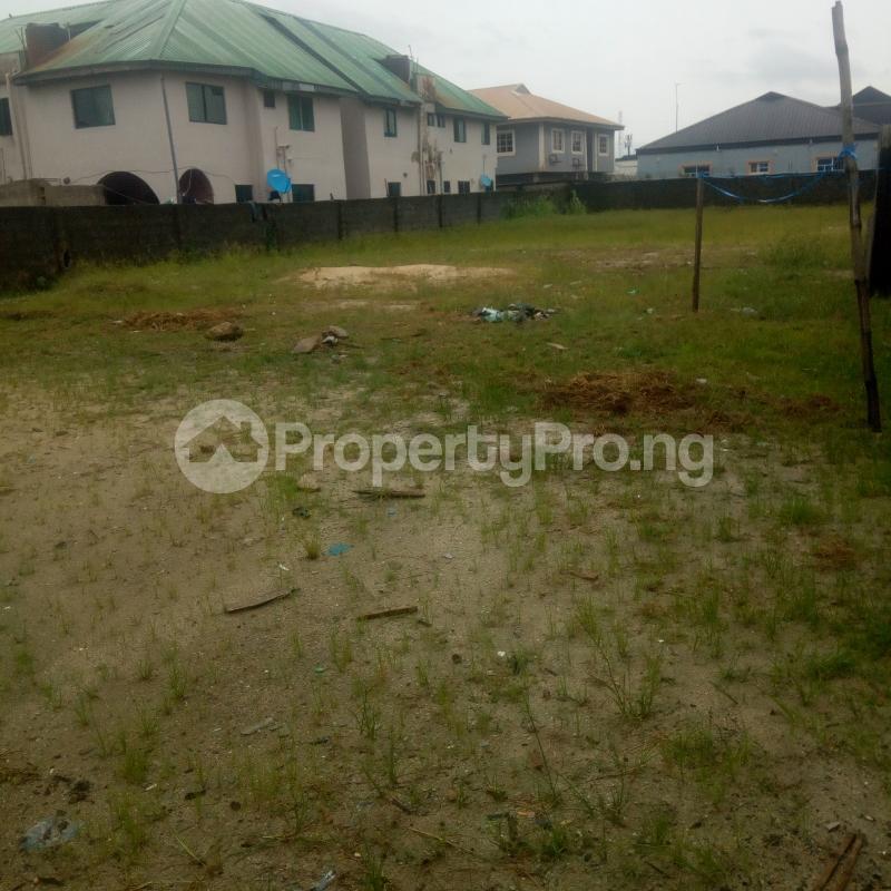 Land for sale Seaside Estate Badore Ajah Lagos - 1