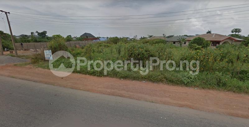 Commercial Land for sale Akure Owo Expressway Obaile. Akure Ondo - 1