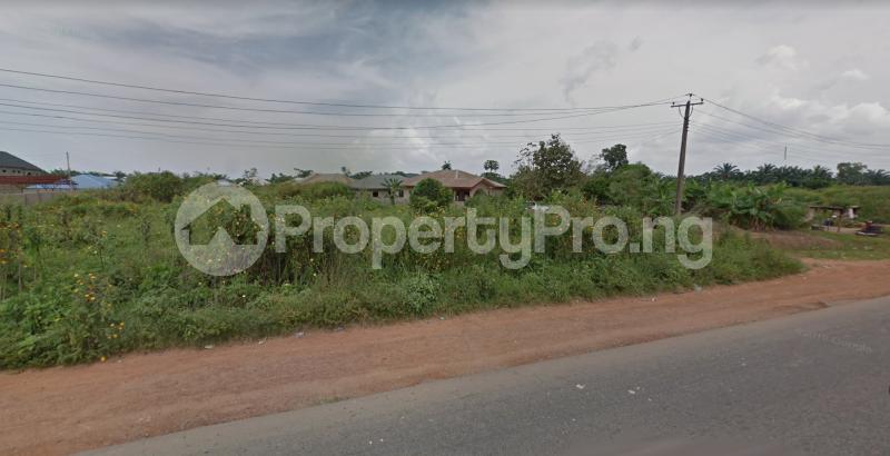Commercial Land for sale Akure Owo Expressway Obaile. Akure Ondo - 2