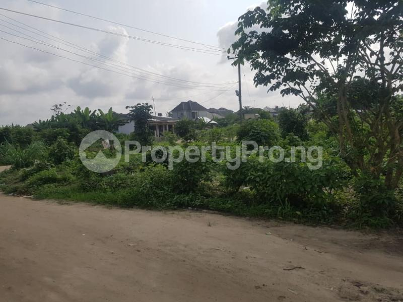 Mixed   Use Land Land for sale Mgbodia, Rumuolumeni, by Naval Base along Saipem Road, Port-Harcourt. Rumolumeni Port Harcourt Rivers - 2
