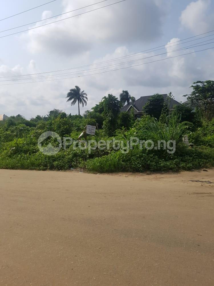 Mixed   Use Land Land for sale Mgbodia, Rumuolumeni, by Naval Base along Saipem Road, Port-Harcourt. Rumolumeni Port Harcourt Rivers - 6