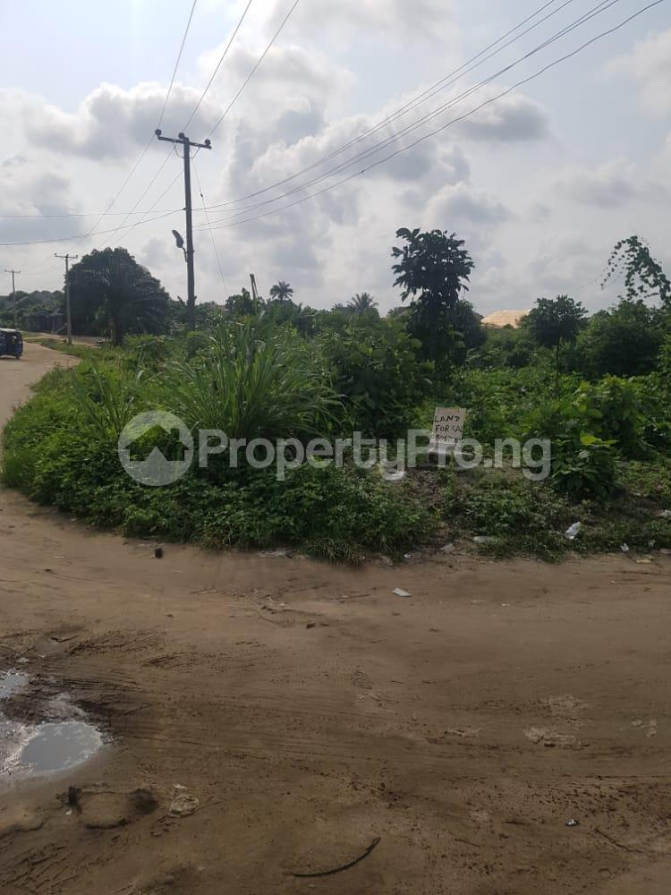 Mixed   Use Land Land for sale Mgbodia, Rumuolumeni, by Naval Base along Saipem Road, Port-Harcourt. Rumolumeni Port Harcourt Rivers - 4