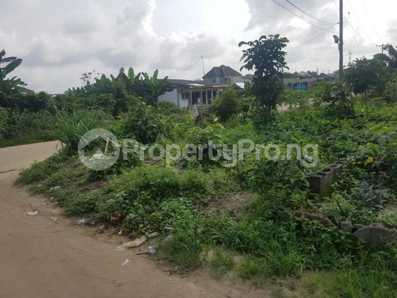 Mixed   Use Land Land for sale Mgbodia, Rumuolumeni, by Naval Base along Saipem Road, Port-Harcourt. Rumolumeni Port Harcourt Rivers - 3