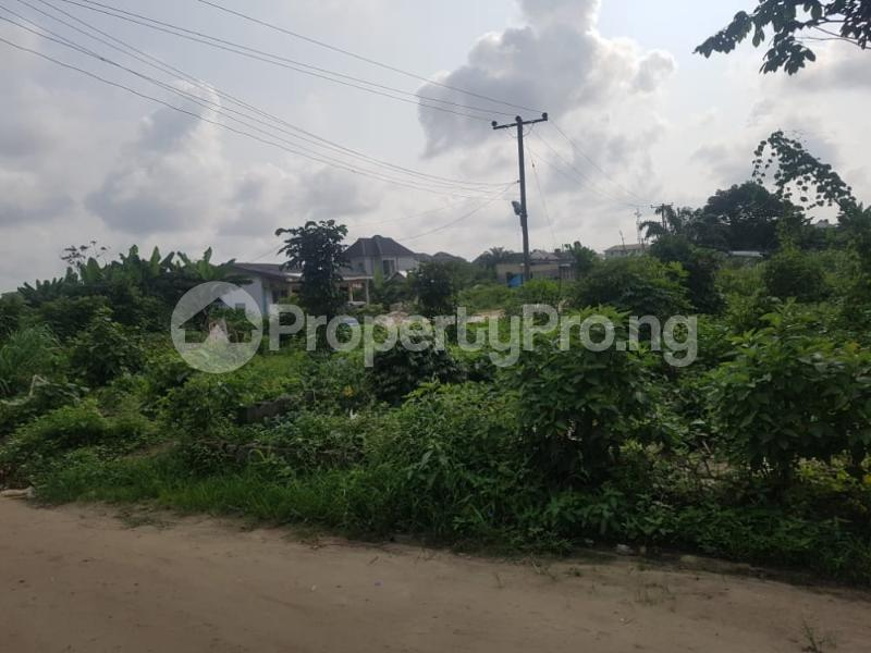 Mixed   Use Land Land for sale Mgbodia, Rumuolumeni, by Naval Base along Saipem Road, Port-Harcourt. Rumolumeni Port Harcourt Rivers - 0