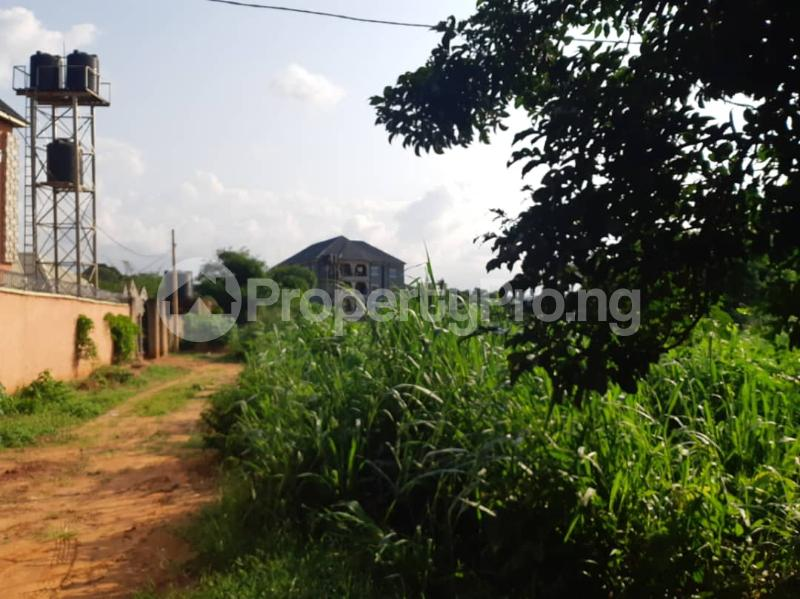 Land for sale Jouboug hotel umuodu, along blessed goodwill road okpuno. Awka South Anambra - 0
