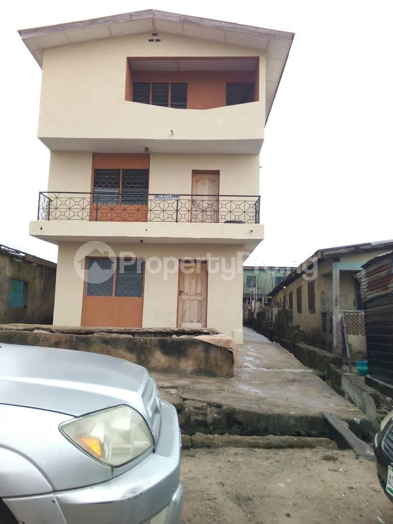 Shared Apartment Flat / Apartment for sale Kemberi, behind St Patrick Church Alaba. Alaba Ojo Lagos - 0