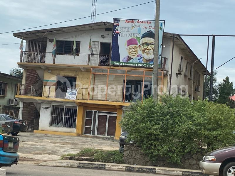 Office Space Commercial Property for sale Akure Ondo - 0