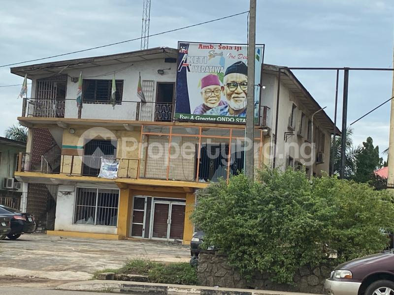 Office Space Commercial Property for sale Akure Ondo - 1