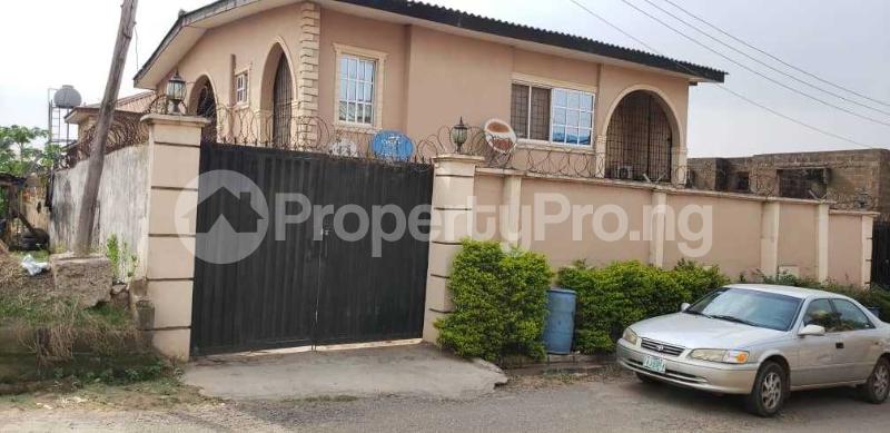 10 bedroom Semi Detached Duplex House for sale number 1 dejo dairo street behind total filling station adex bus stop monatan iwo road ibadan  Monatan Lagelu Oyo - 1