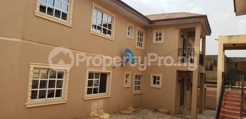 10 bedroom Semi Detached Duplex House for sale number 1 dejo dairo street behind total filling station adex bus stop monatan iwo road ibadan  Monatan Lagelu Oyo - 0