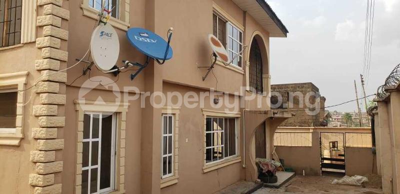 10 bedroom Semi Detached Duplex House for sale number 1 dejo dairo street behind total filling station adex bus stop monatan iwo road ibadan  Monatan Lagelu Oyo - 2