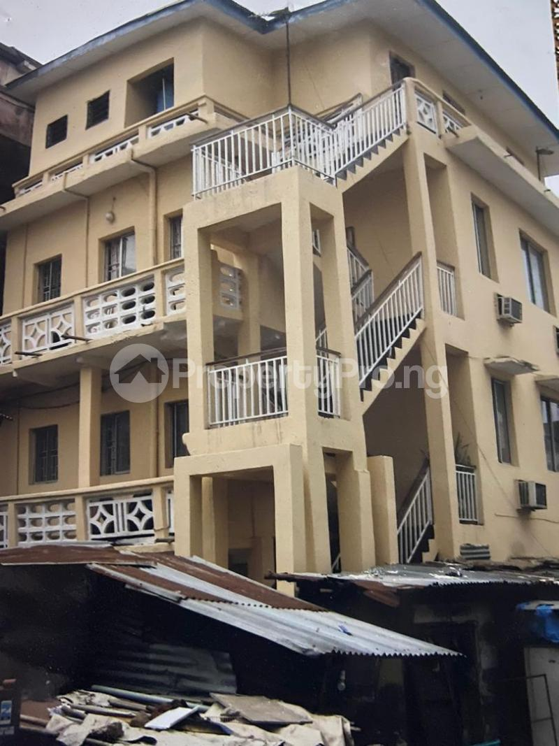 10 bedroom Blocks of Flats for sale Elegbeta Apongbon Lagos Island Lagos - 1