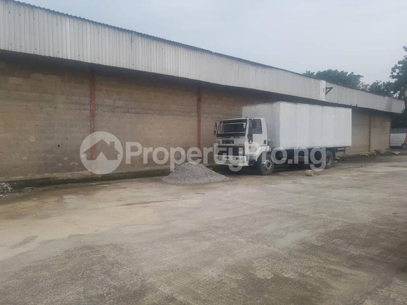 Warehouse Commercial Property for rent ... Ikeja Lagos - 2