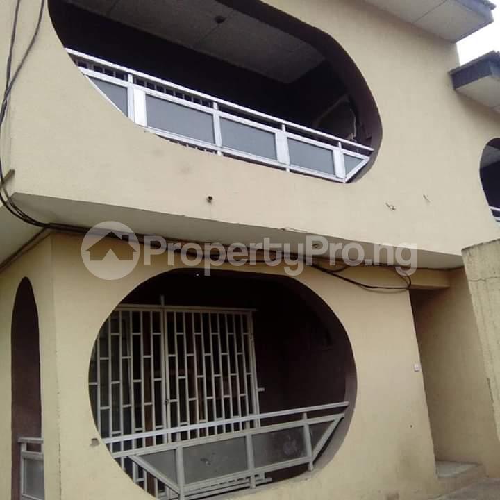 Semi Detached Duplex House for sale Gbagada Estate Medina Gbagada Lagos - 0