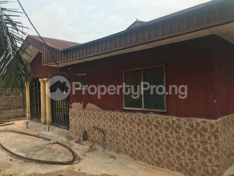 3 bedroom Detached Bungalow House for sale Uselu Shell, Benin City  Egor Edo - 5