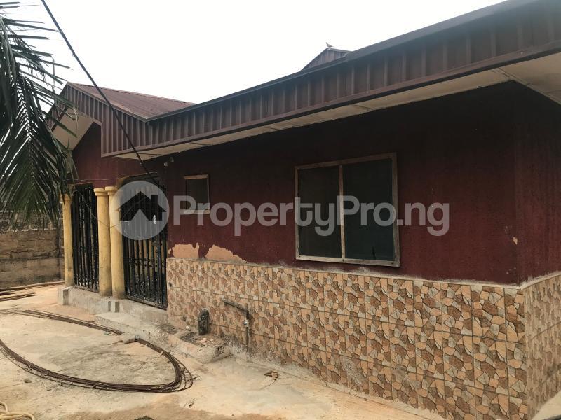 3 bedroom Detached Bungalow House for sale Uselu Shell, Benin City  Egor Edo - 6