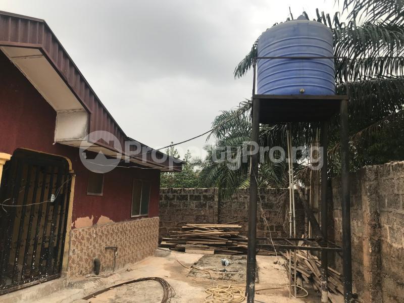 3 bedroom Detached Bungalow House for sale Uselu Shell, Benin City  Egor Edo - 0