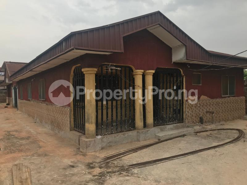 3 bedroom Detached Bungalow House for sale Uselu Shell, Benin City  Egor Edo - 1