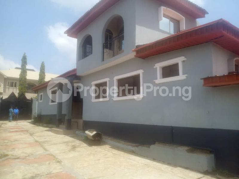 Terraced Bungalow for sale Providence Estate Eleyele Ibadan Oyo - 1