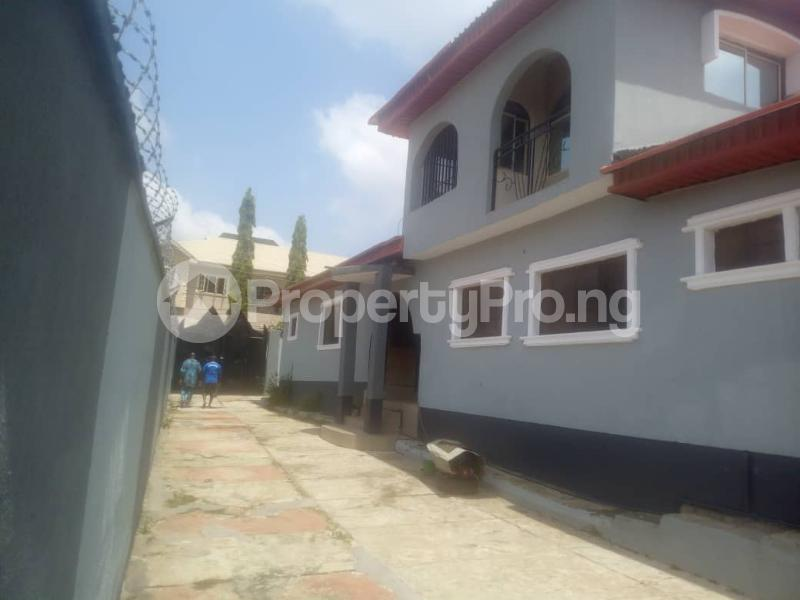 Terraced Bungalow for sale Providence Estate Eleyele Ibadan Oyo - 0