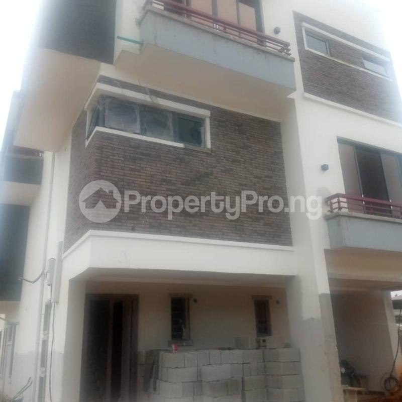 4 bedroom Semi Detached Duplex for sale S Shonibare Estate Maryland Lagos - 0