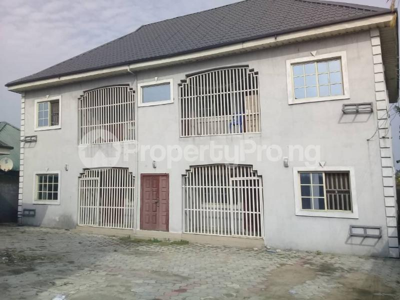 2 bedroom Shared Apartment Flat / Apartment for sale Akar road Rumolumeni Port Harcourt Rivers - 0