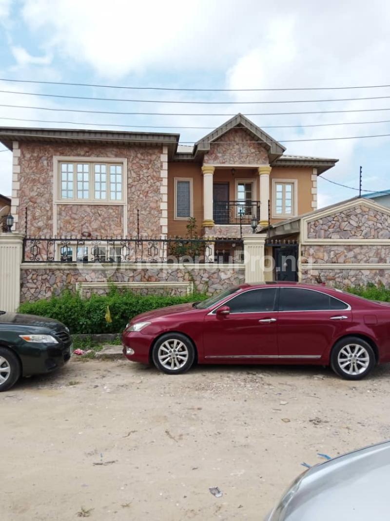 4 bedroom Semi Detached Duplex for sale Good Homes Estate, Off Badore Road Ajah, Badore Ajah Lagos - 0