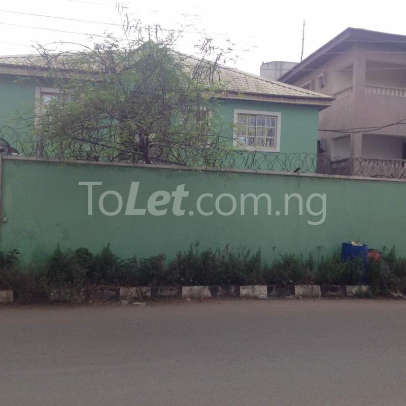 House for sale Vincent Eze Street Ajaokuta Lagos - 1