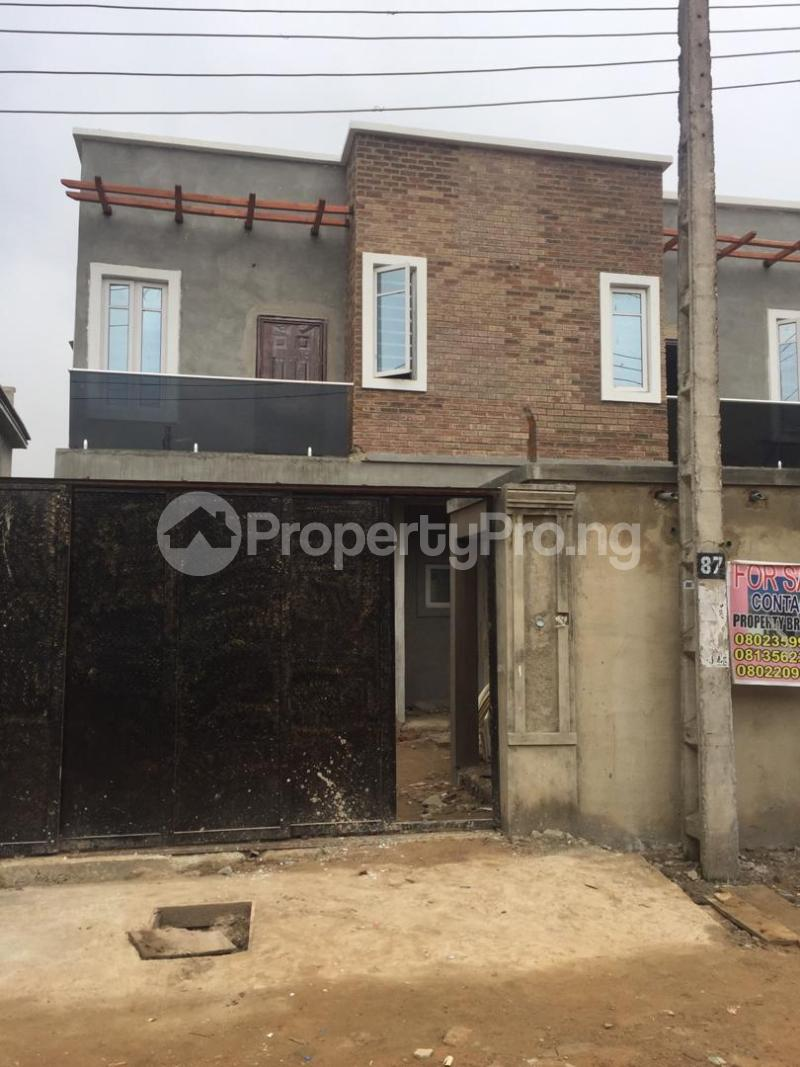 3 bedroom Detached Duplex House for sale Omole phase 2 estate Omole phase 2 Ojodu Lagos - 0