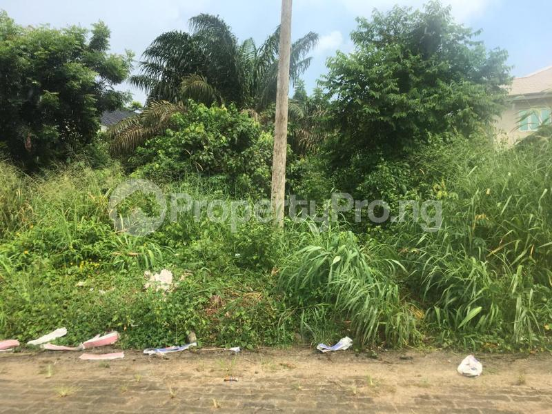Residential Land Land for sale Ajayi Apata Estate, Beside Crown Estate Crown Estate Ajah Lagos - 0