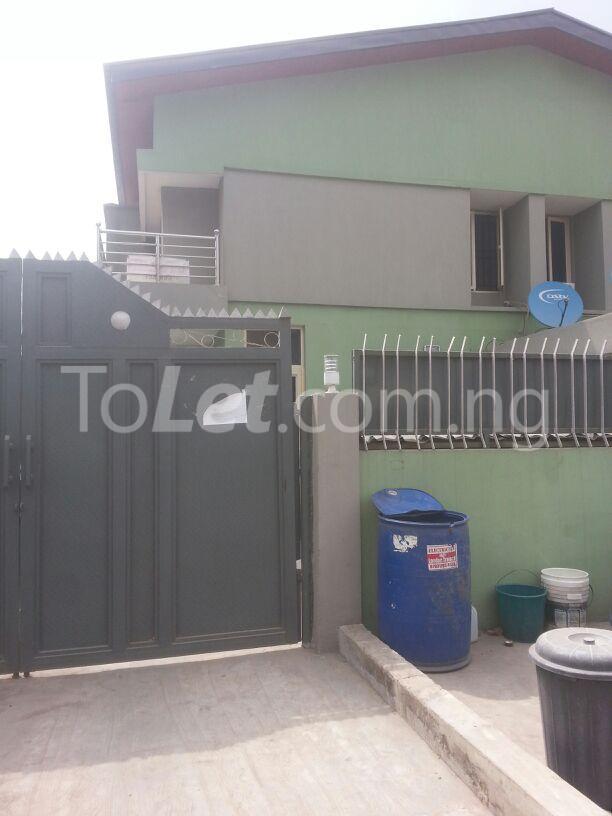 3 bedroom Flat / Apartment for rent Dideolu Estate. Ikeja Ikeja Lagos - 0