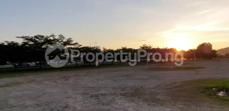 Commercial Land for sale Along Shehu Yar'adua Way. Kado Abuja - 2